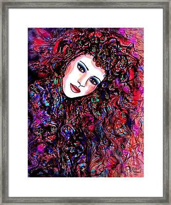 Free Spirit Framed Print by Natalie Holland