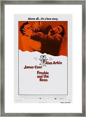 Freebie And The Bean, Us Poster Framed Print by Everett