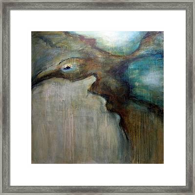 Freebird Framed Print
