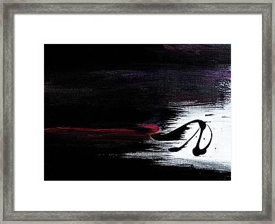 Freedom Against The Odds Framed Print