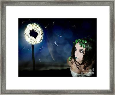 Framed Print featuring the photograph Freedom Awaits by Heather King