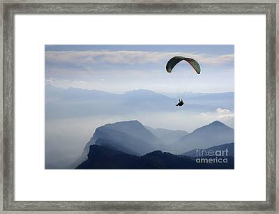 Freedom Framed Print by Colin Woods