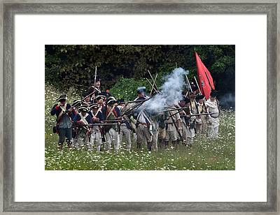 Freedom Fighters Framed Print by William Coffey