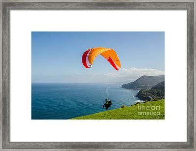 Freedom Flight I Framed Print by Ray Warren