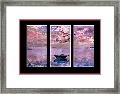 Freedom Flyers Framed Print
