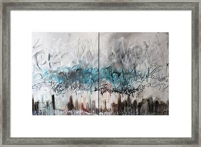 Freedom Is Expensive Framed Print by Aaron Stansberry