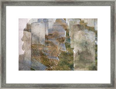 Freedom Framed Print by Jim Cook