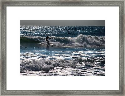 Freedom To Think Framed Print by Jeff Folger