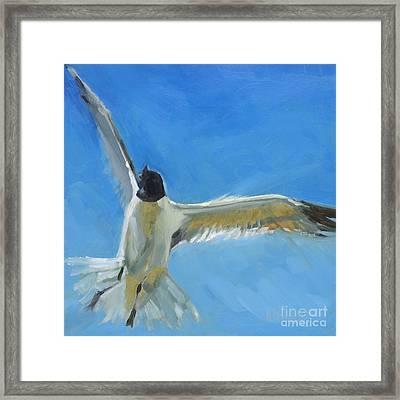 Freedom's Song-na Framed Print