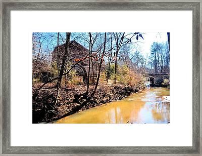 Freeman's Mill Framed Print by James Potts