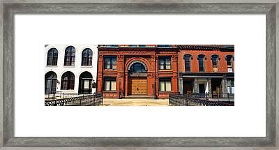 Freemasons Hall, Factors Walk Framed Print