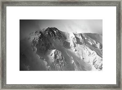 Freeride . . Framed Print