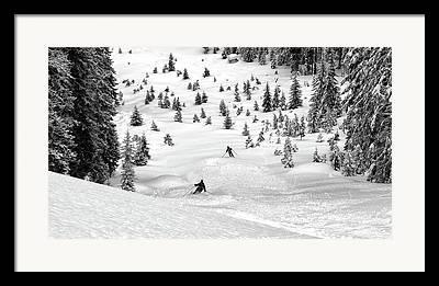 Adrenaline Framed Prints