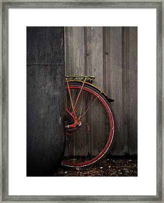 Freewheeling Framed Print