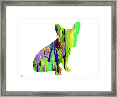 French Bulldog 2 Framed Print