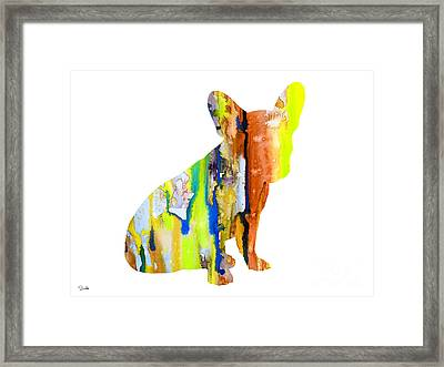 French Bulldog 8 Framed Print