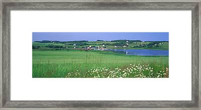 French River, Prince Edward Island Framed Print by Panoramic Images