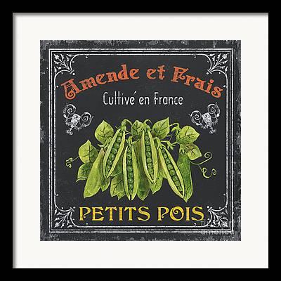 Sweet Peas Framed Prints