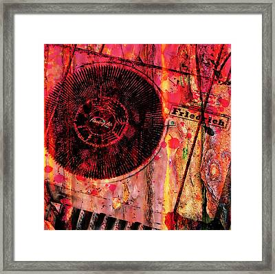 Fresh Air - Mike Hope Framed Print