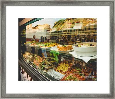 Fresh Framed Print by Christina Klausen