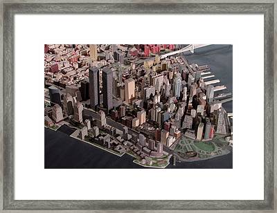 Fresh Meadows - 17 Framed Print
