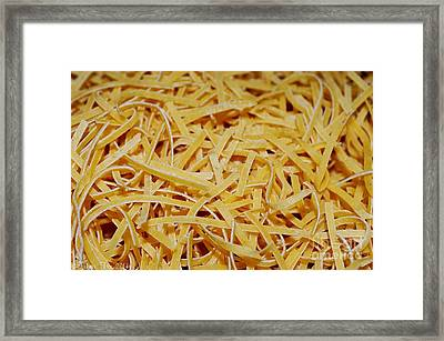 Fresh And Tasty Framed Print