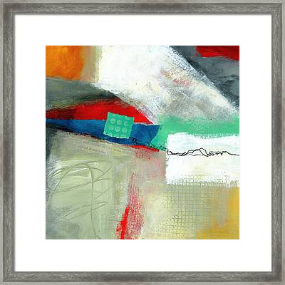 Fresh Paint #1 Framed Print by Jane Davies