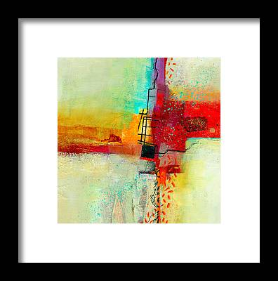 Abstracted Framed Prints
