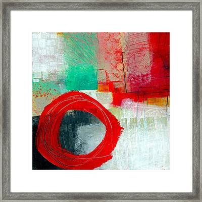 Fresh Paint #6 Framed Print by Jane Davies