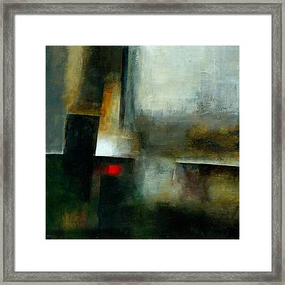 Fresh Paint #7 Framed Print by Jane Davies