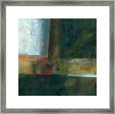 Fresh Paint #8 Framed Print by Jane Davies
