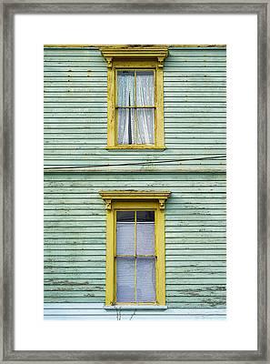 Fresh Paint Framed Print