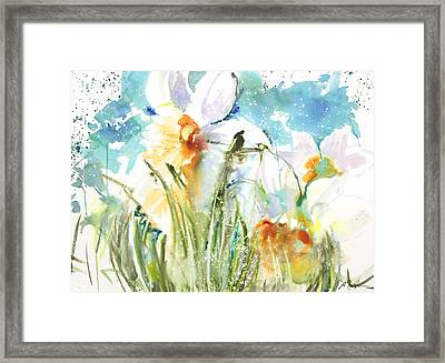Fresh Pick No.377 Framed Print
