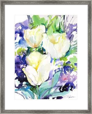 Fresh Pick No.384 Framed Print by Sumiyo Toribe