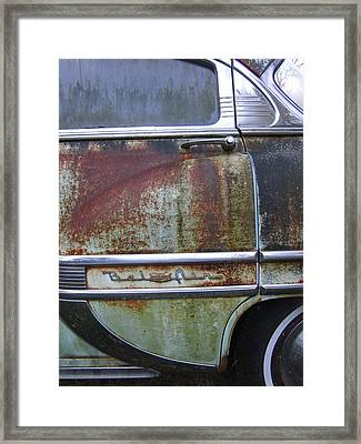 Fresh Prints On Bel Air Framed Print by Guy Ricketts