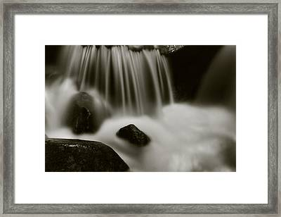 Framed Print featuring the photograph Fresh Water by Amarildo Correa