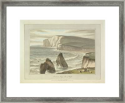 Freshwater Bay Framed Print by British Library