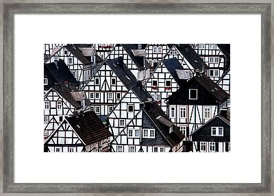 Freudenberg Framed Print by Giorgio Darrigo