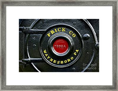 Frick Co Framed Print by Paul W Faust -  Impressions of Light