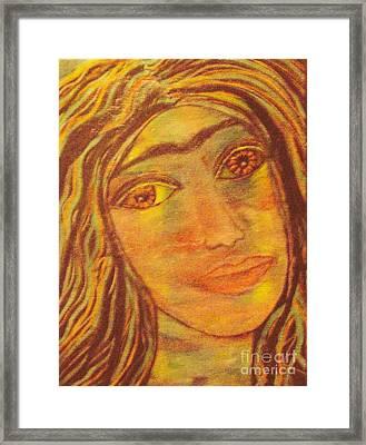 Frida Angosturas 2 Framed Print
