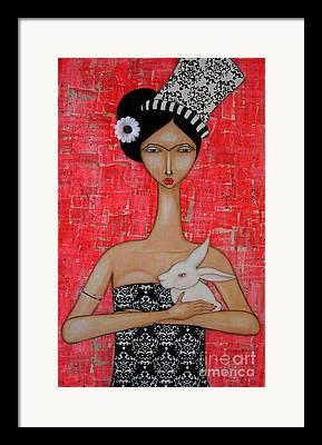 Frida Framed Prints