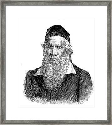 Friedrich Jahn Framed Print