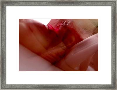 Friends And Lovers 2 Framed Print by Joe Kozlowski