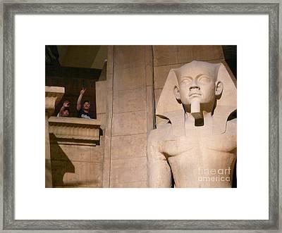 Friends Framed Print by Jeff Pickett