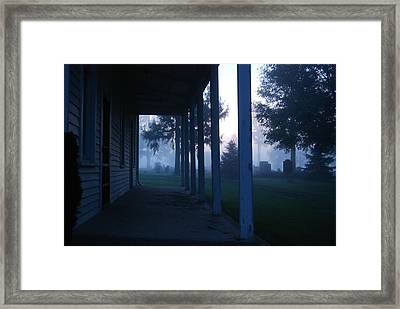 Friend's Meeting House Framed Print by Abraham Adams Photography