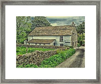 Friends Meeting House England Framed Print by Movie Poster Prints