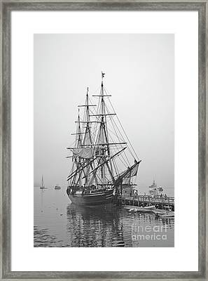 Friendship At Boothbay Framed Print