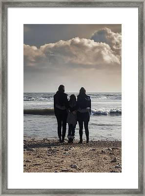Friendship Framed Print by Joana Kruse