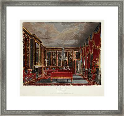 Frogmore Framed Print by British Library