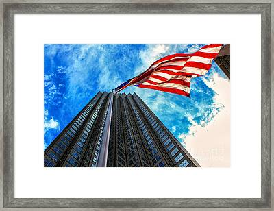 From A Different Perspective II Framed Print by Rene Triay Photography